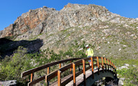 Hiking Trails<br>Luiperdskloof Trail<br>approximately 3-4 hours