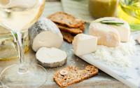 Sauvignon Blanc and<br>Goat Cheese